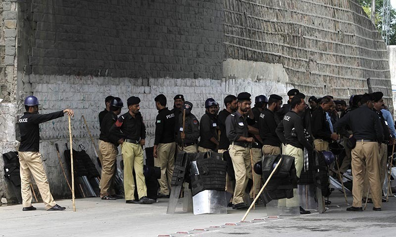 Join Pakistan Police Jobs For All Provinces