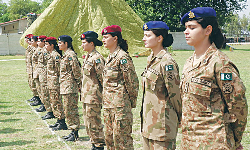 How to Join Female Pak Army Step by Step Procedure Pakistan
